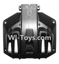 Hosim S912 Parts The Rear Upper cover-SJ18,Hosim S912 RC Car Parts RC Monster Truck Spare parts