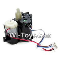 Hosim S912 Parts The Front Steering Servo Parts-ZJ04,Hosim S912 RC Car Parts RC Monster Truck Spare parts