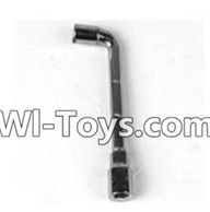 GPToys 9116 Parts Hex Screw nut wrench Parts-WJ12,GPToys 9116 RC Car Parts