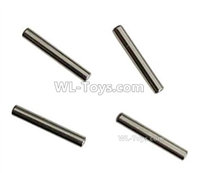 XinLeHong Toys 9135 Parts Wheel Hex Hub Pins-4pcs-1.5X9.8mm-QWJ04,XinleHong 9135 RC Car Parts