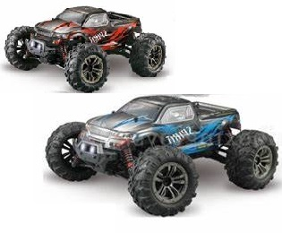 Hosim 9135 Parts RC Car, Brushless 1/16 1:16 Scale Brushless Off-Road Monster Truck car 2.4G 1:16 4WD Speed racing car 9135
