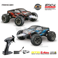GPToys 9135 RC Car,Brushless 1/16 1:16 Scale Brushless Off-Road Monster Truck car 2.4G 1:16 4WD Speed racing car 9135,GP Toys RC Truck