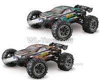 XinLeHong Toys 9138 RC Car,Brushless 1/16 1:16 Scale Brushless Off-Road Monster Truck car 2.4G 1:16 4WD Speed racing car 9138
