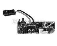 Hosim 9145 Parts-Receiver board,Circuit board 45-ZJ08,Brushless Hosim 9145 1/20 RC Car Parts