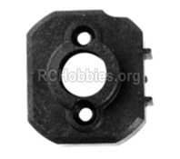 XinLeHong Toys 9145 Parts-Motor Cover-45-SJ16,Brushless XinleHong 9145 1/20 RC Car Parts