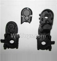 Foxx S911 Parts The Rear gear box cover-SJ15,Foxx S911 RC Car Parts