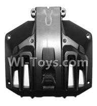 Foxx S911 Parts The Rear Upper cover-SJ18,Foxx S911 RC Car Parts