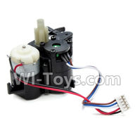 Foxx S911 Parts The Front Steering Servo Parts-ZJ04,Foxx S911 RC Car Parts