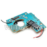 Foxx S911 Parts Transmitter board-DJ05,Foxx S911 RC Car Parts