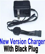 Foxx S911 Parts Charger-New version Charger-US Converter Socket Parts-,Foxx S911 RC Car Parts