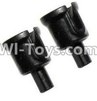 XinleHong Toys 9120 Parts WJ05 Differential Speed Cup(2pcs),XinleHong 9120 RC Car Parts