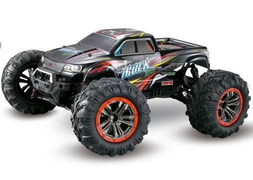 Hosim 9125 RC Car,1/10 RC monster Truck,High speed 1:10 Full-scale rc racing car,Shockproof,Hosim 9125 Parts RC Monster Truck Brush High Speed Buggy