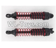 Hosim 9125 Parts Shock Absorber(2pcs)-ZJ03,Hosim 9125 RC Car Parts