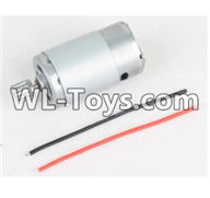Hosim 9125 Parts 390 Main motor with motor gear Parts-DJ01,Hosim 9125 RC Car Parts