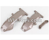 Hosim 9125 Parts Swing arm connection alloy kit Parts-WJ01,Hosim 9125 RC Car Parts