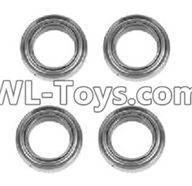 Hosim 9125 Parts Bearing(4pcs)-6.3×9.5×3mm Parts-WJ09,Hosim 9125 RC Car Parts