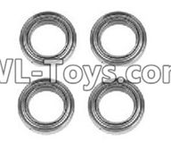 Hosim 9125 Parts Bearing(4pcs)-8×13×3.5mm Parts-WJ10,Hosim 9125 RC Car Parts