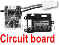 Xinlehong Toys 9130 Parts Electronic governor,Circuit board,Receiver board-ZJ07,XinleHong 9130 RC Car Parts
