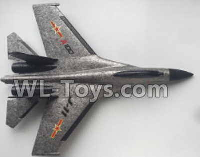 XK A100 Parts-Fuselage Body Parts-Gray-A100.0001 Parts