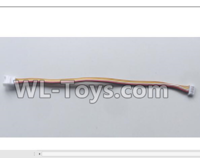 XK A100 Parts-Steering gear extension line set-A130.0010 Parts