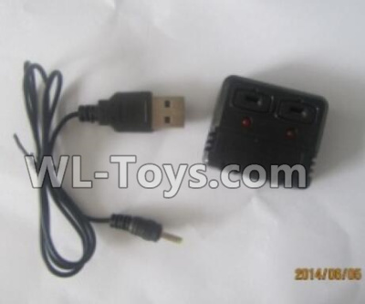 XK A100 Parts-Charger and USB Charger(Official)-V966.027 Parts