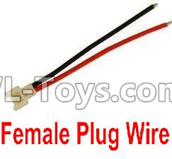 XK A100 Parts-Female Plug Wire for the Circuit board(1pcs) Parts