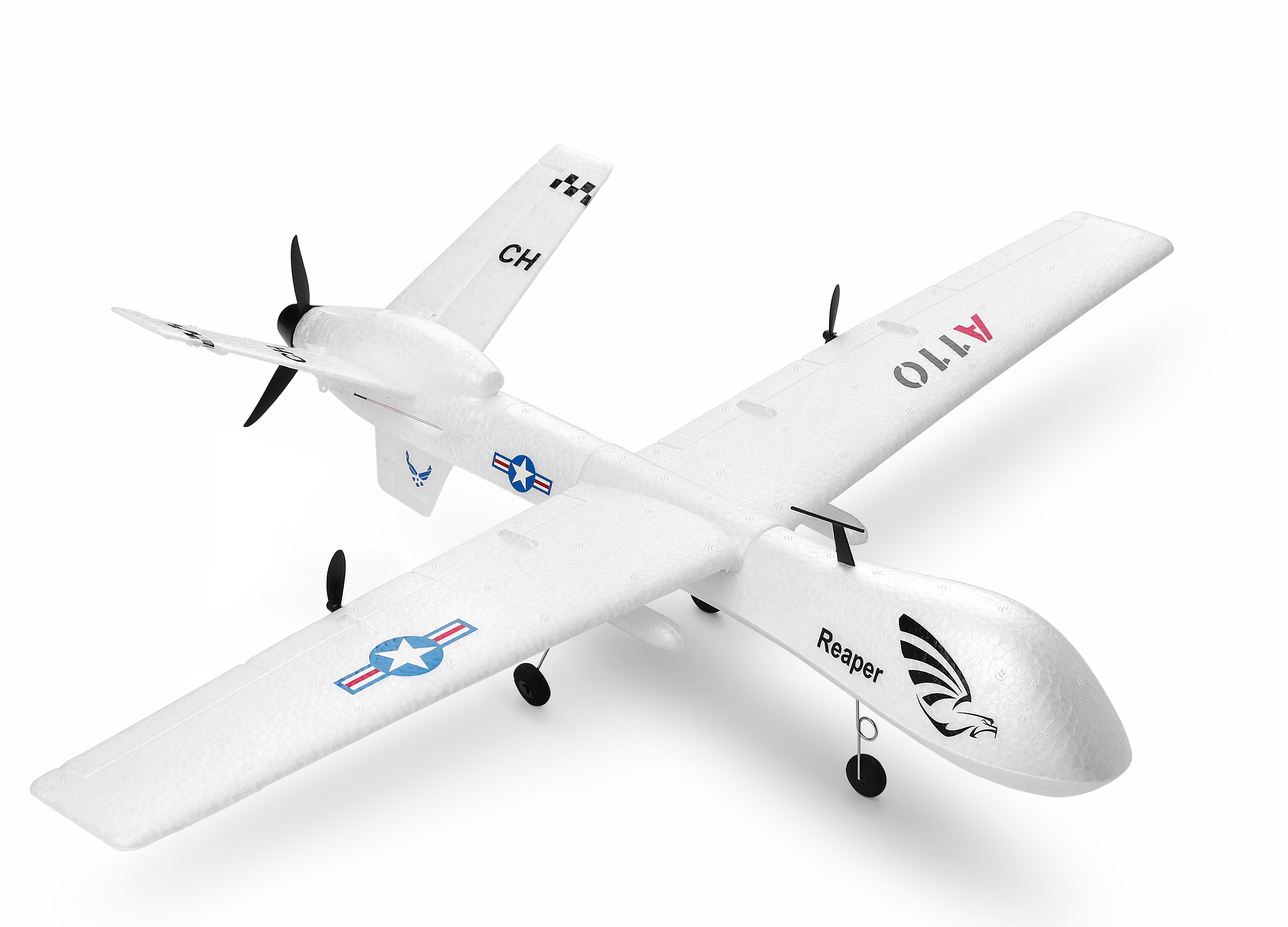 Wltoys XK A110 Predator RC Plane and Parts