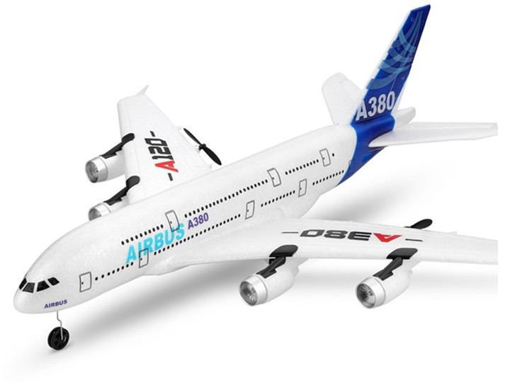 XK A120 RC Plane Drone, Airbus A380 Toy Plane, Airbus A380 RC Plane