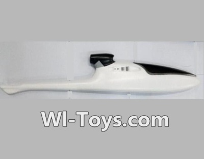XK A1200 Parts-fuselage, total Left and Right 2pcs(Only EPP foam, No other parts)