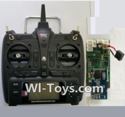 XK A1200 Parts-X7.001 Transmitter & Circuit board