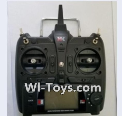 XK A1200 Parts-X7.001 Transmitter, Remote control