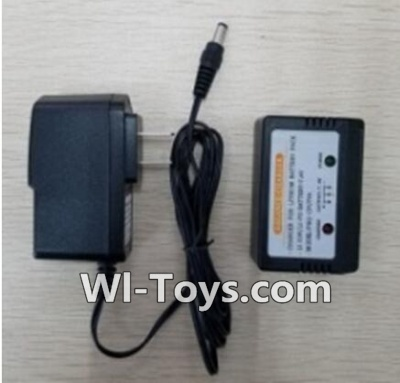 XK A1200 Parts-F959.013 Charger and Balance charger