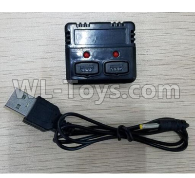XK A130 Parts-Charger and Balance charger-X100.008