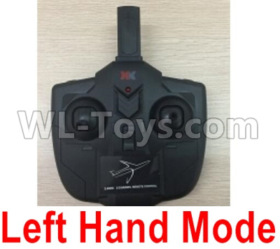 XK A130 Parts-Transmitter, Remote Control-Left Hand Mode-X4.013