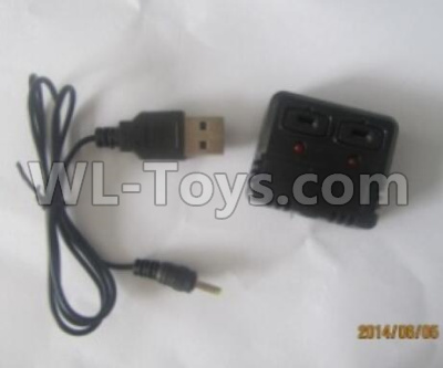XK A130 Parts-Charger and USB Charger(Official)-V966.027