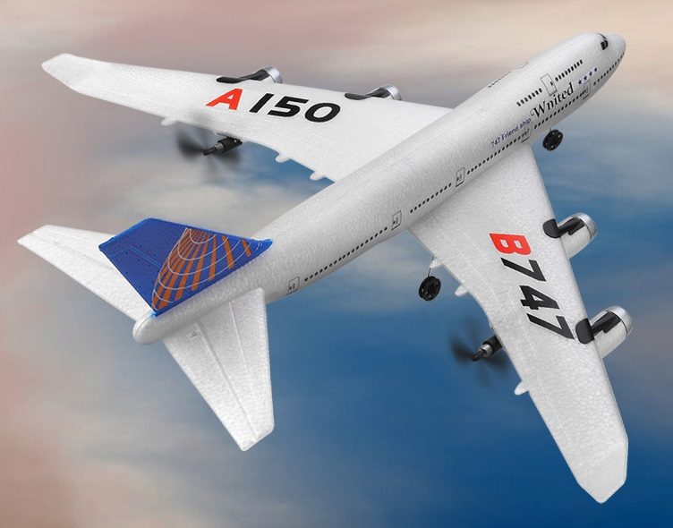 Wltoys XK A150 Boeing 747 RC Plane and Parts