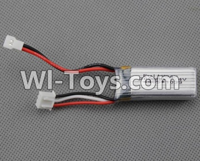 XK A430 Parts-Battery parts, Official 7.4v 300mah Battery(1pcs)