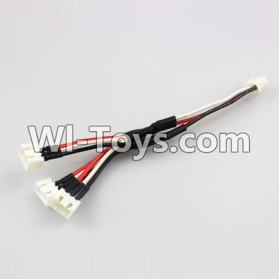 XK A430 Parts-Upgrade 1-TO-3 Charge wire