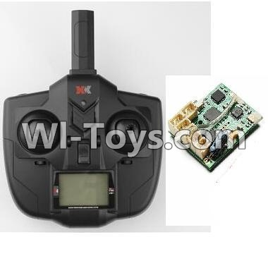 XK A430 Parts-Transmitter & Circuit board