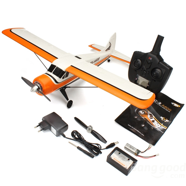 XK DHC-2 A600 RC Plane, XK A600 RC Airplane Glider Fixed Wing Drone, XK DHC-2 A600 5CH 3D6G SYSTEM Remote Control Airplane