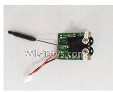 XK A800 Parts-Receiver board, Circuit board-A800.0009