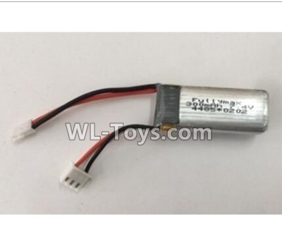 XK A800 Parts-Battery parts-7.4V 300mAh 20C Battery(1pcs)--F959.010.01