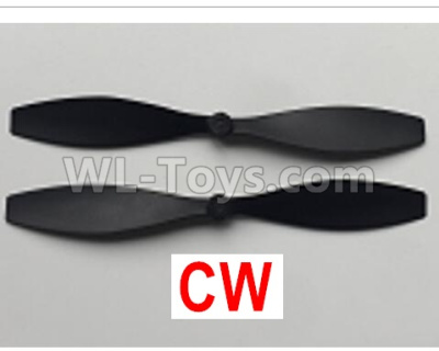 XK X420 Parts-Propellers Parts(2pcs-CW-Clockwise)-X420.0009