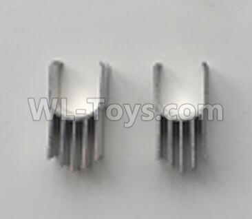 XK X420 Parts-simulator Aluminum sheet set Parts,  motor heat sink(2pcs)-X420.0019