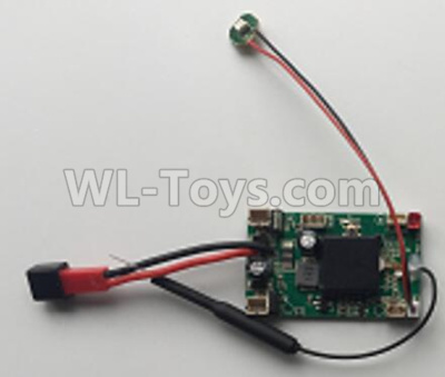 XK X420 Parts-Receiver board parts, Circuit board-X420.0015