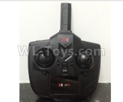 XK X420 Parts-Transmitter, Remote Control X520.0015