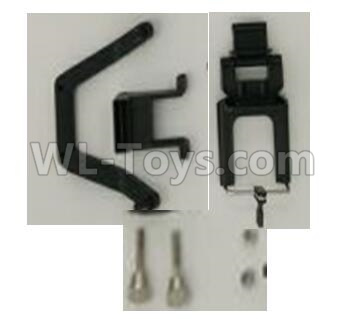 XK X420 Parts-Mobile phone bracket set (X4)-X520.0019