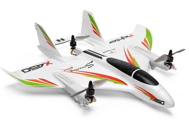 XK X450 RC Plane Drone, WLtoys XK X450 aviator vtol Airplane