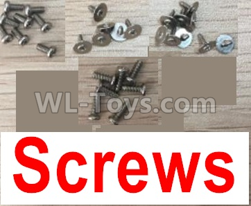 XK X520 Parts-Screws-X520.0011
