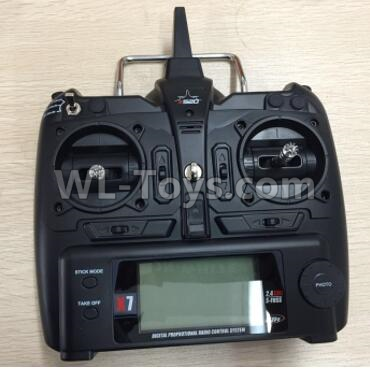XK X520 Parts-X8 Big version Transmitter-X520.0014